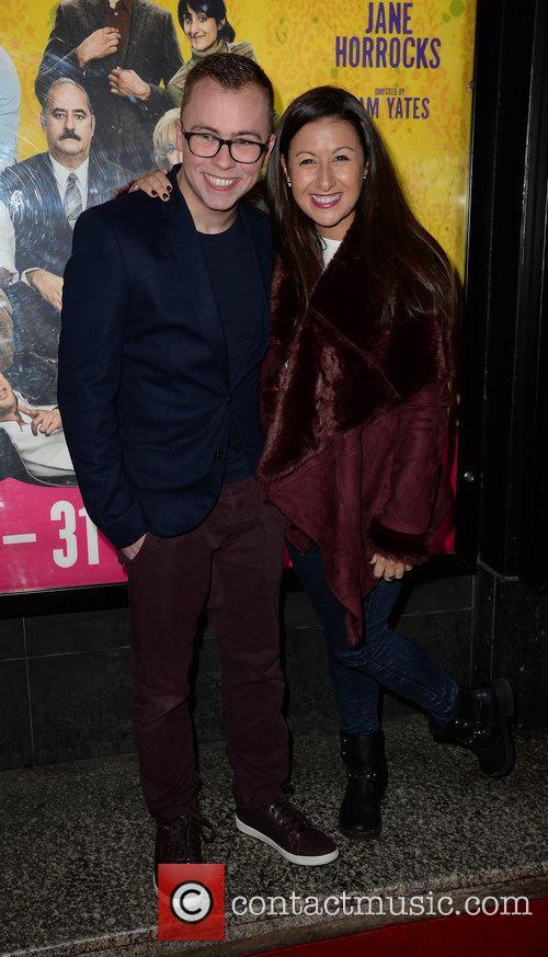 Hayley Tamaddon and Joe Tracini 5
