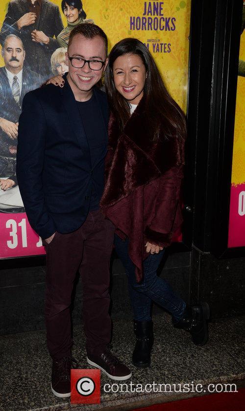 Hayley Tamaddon and Joe Tracini 7
