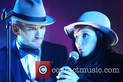 Matt Goss and Amy Watts 2