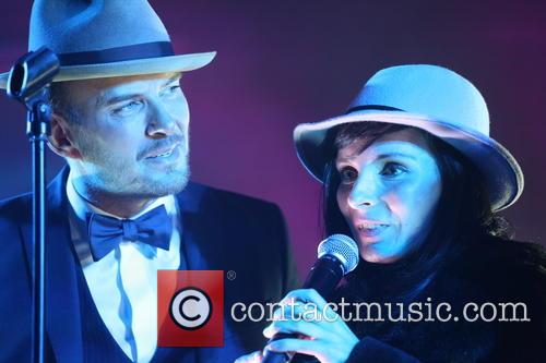 Matt Goss and Amy Watts 3