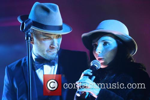 Matt Goss and Amy Watts 4