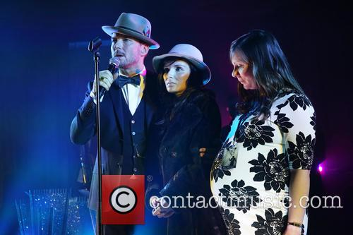 Matt Goss, Amy Watts and Sister 5