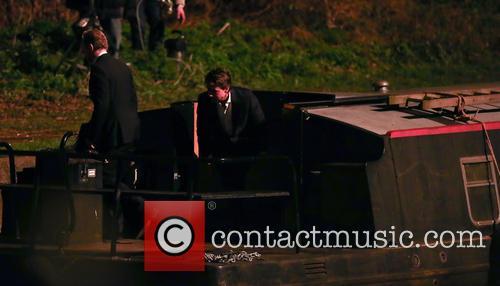 Tom Cruise and Simon Pegg 10