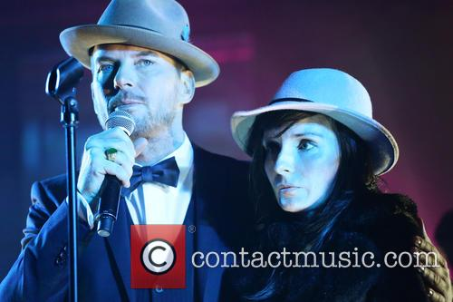 Matt Goss and Amy Watts 6