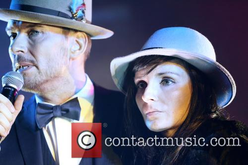 Matt Goss and Amy Watts 7