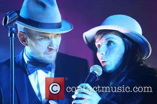 Matt Goss and Amy Watts 9