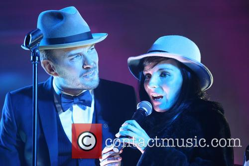 Matt Goss and Amy Watts 10