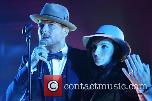 Matt Goss and Amy Watts 11