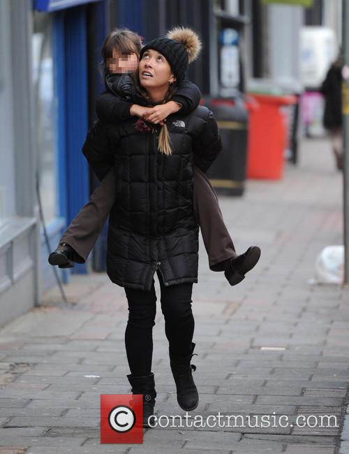 Myleene Klass and Ava Quinn 6