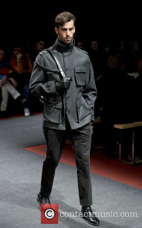 Madrid Fashion Week, Emidio Tucci and Catwalk 5