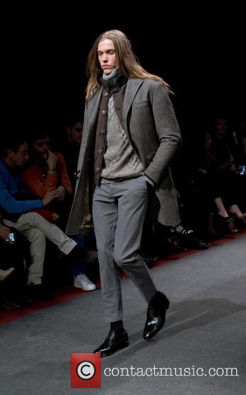 Madrid Fashion Week, Emidio Tucci and Catwalk 1