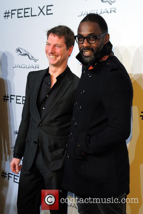 Goeran Tamm and Idris Elba 2