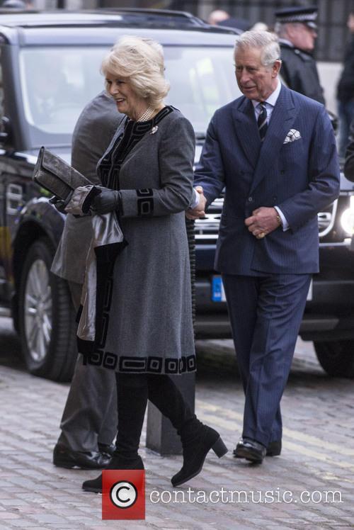 Camilla Parker Bowles and Prince Charles 1