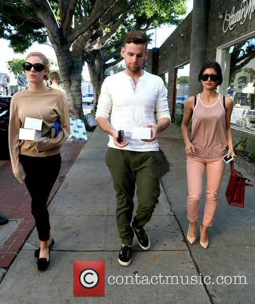 Morgan Stewart, Jonny Drubel and Roxy Solawty 5