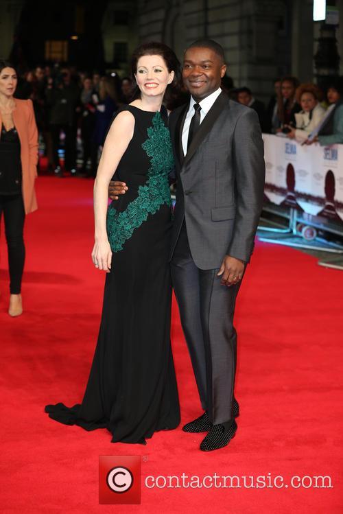 Jessica Oyelowo and David Oyelowo 3