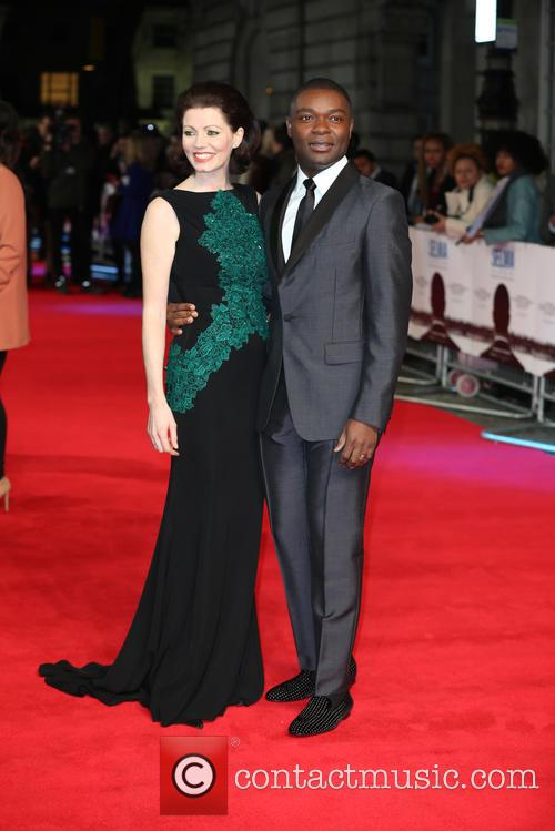 Jessica Oyelowo and David Oyelowo 4