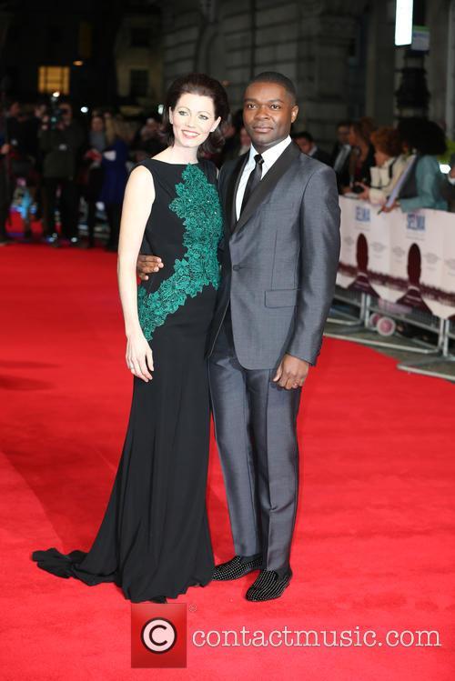 Jessica Oyelowo and David Oyelowo 5