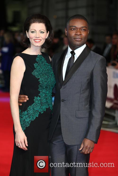Jessica Oyelowo and David Oyelowo 1