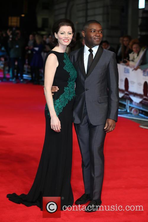 Jessica Oyelowo and David Oyelowo 7