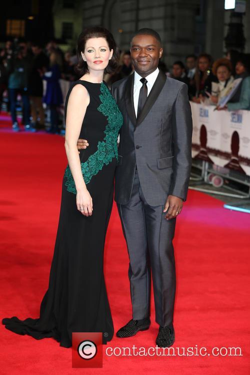 Jessica Oyelowo and David Oyelowo 8