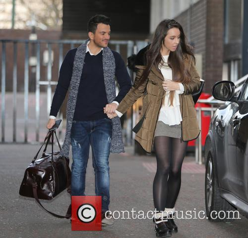 Peter Andre and Emily Macdonagh 7
