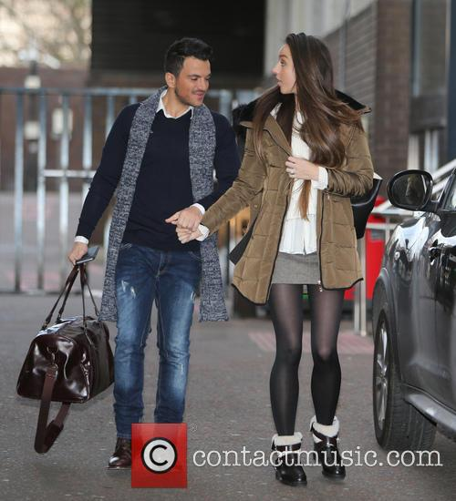 Peter Andre and Emily Macdonagh 8