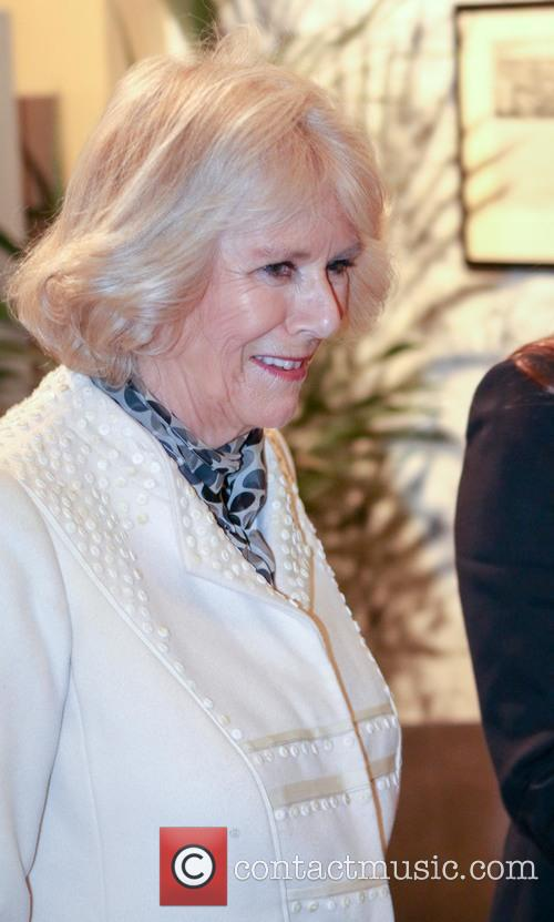 Duchess Of Cornwall and Camilla 2