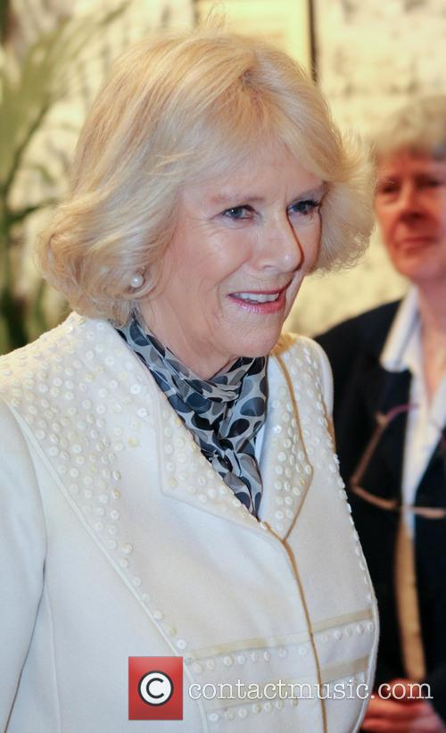 Duchess Of Cornwall and Camilla 3