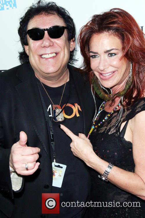 Bill Zucker and Claudia Wells 3
