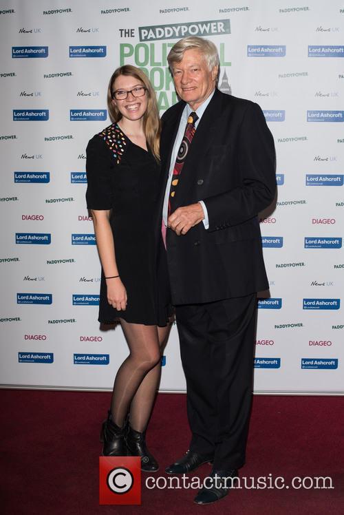 Geoffrey Robertson Qc and Georgina Robertson 2