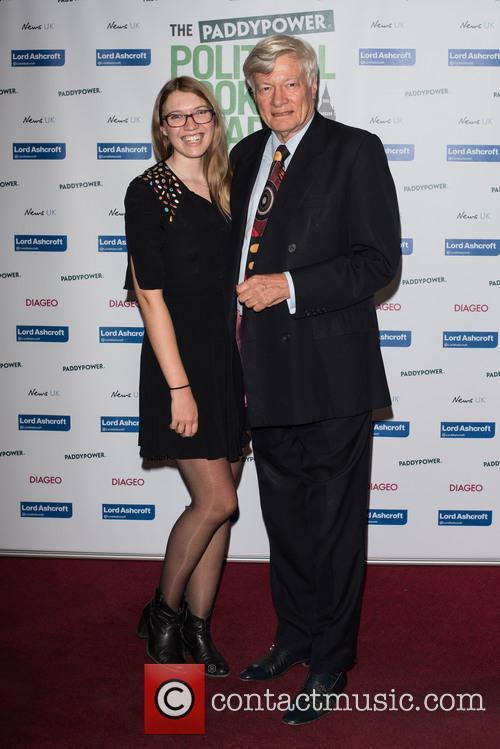 Geoffrey Robertson Qc and Georgina Robertson 3