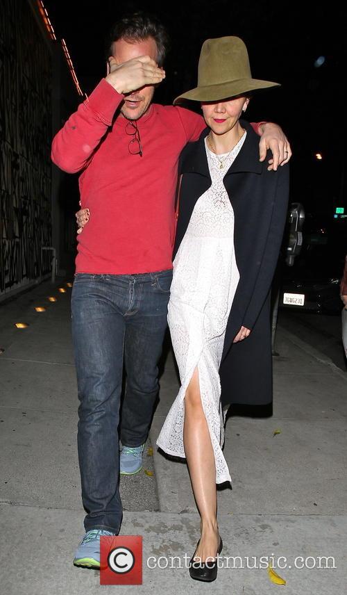 Maggie Gyllenhaal and Peter Sarsgaard 2