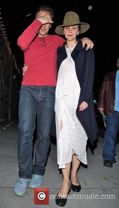 Maggie Gyllenhaal and Peter Sarsgaard 3