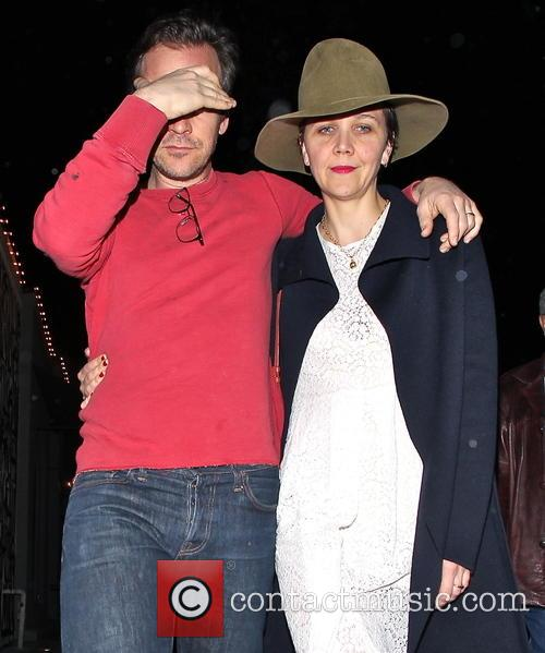 Maggie Gyllenhaal and Peter Sarsgaard 4