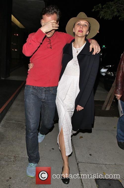 Maggie Gyllenhaal and Peter Sarsgaard 6