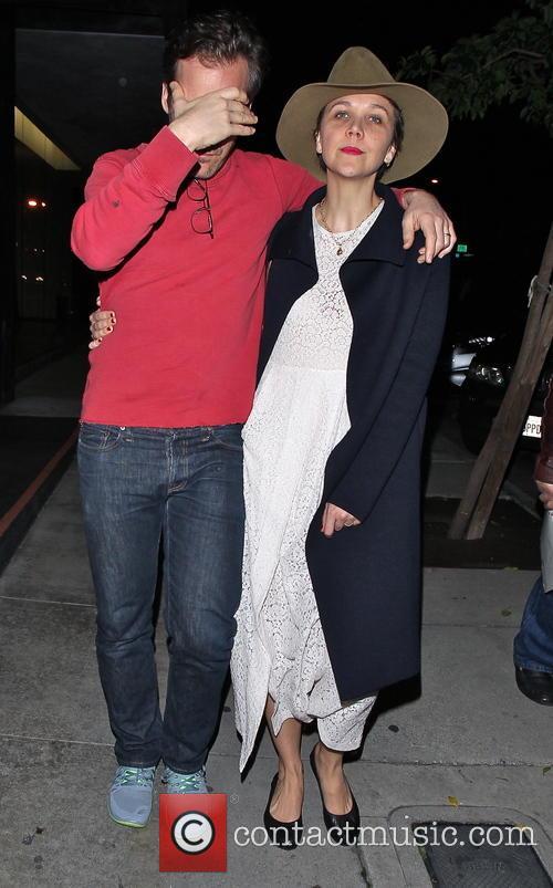 Maggie Gyllenhaal and Peter Sarsgaard 7