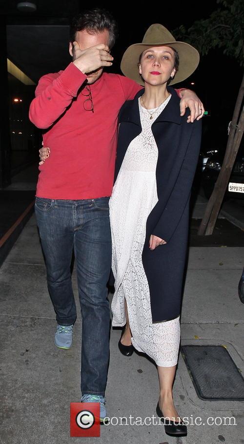 Maggie Gyllenhaal and Peter Sarsgaard 8