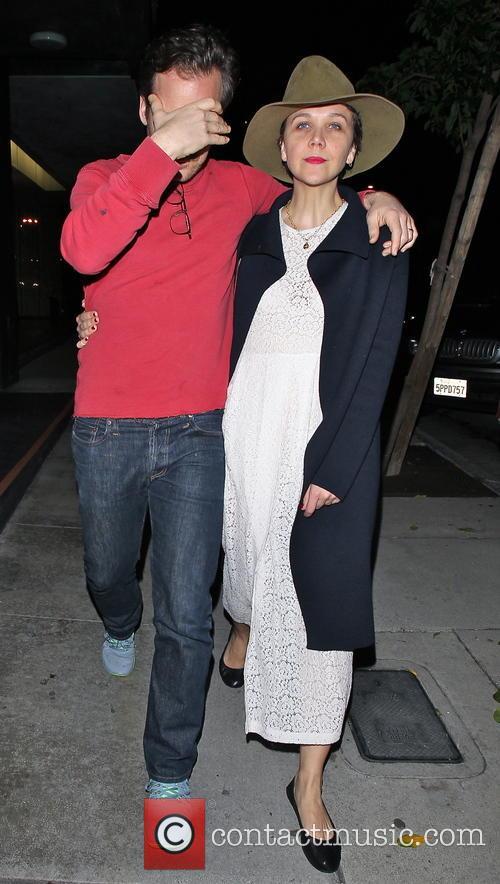 Maggie Gyllenhaal and Peter Sarsgaard 9
