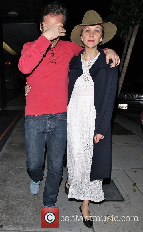 Maggie Gyllenhaal and Peter Sarsgaard 1