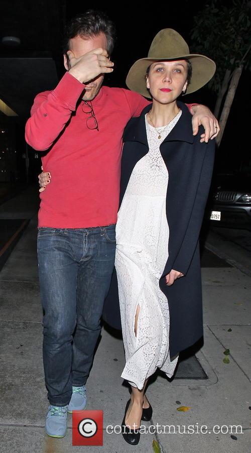 Maggie Gyllenhaal and Peter Sarsgaard 10