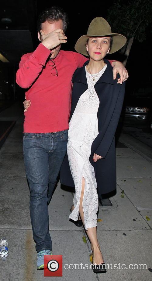 Maggie Gyllenhaal and Peter Sarsgaard 11