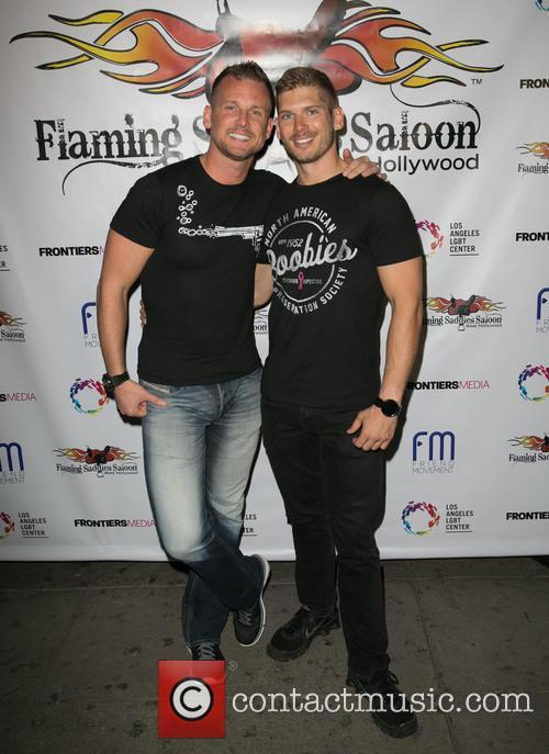 Joseph Matthews and Brandon Brown 3