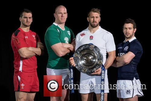 Chris Robshaw, Greig Laidlaw, Paul O'connell and Sam Warburton 10