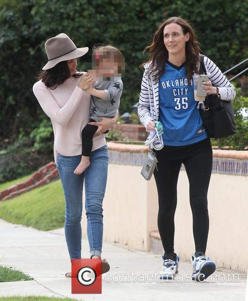 Jenna Dewan and Everly Tatum 3
