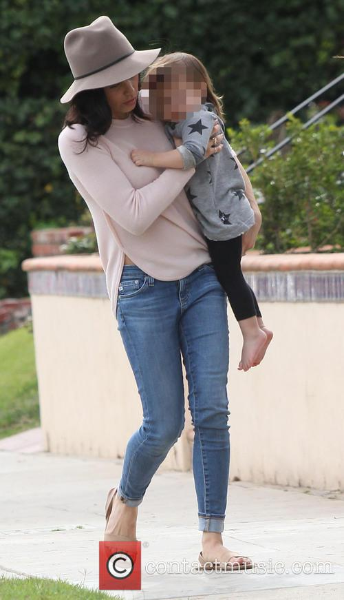 Jenna Dewan and Everly Tatum 7
