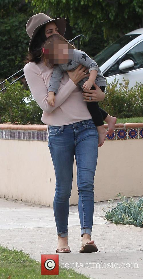 Jenna Dewan and Everly Tatum 10