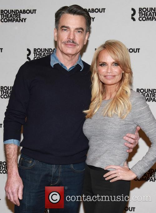 Peter Gallagher and Kristin Chenoweth 4