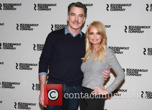 Peter Gallagher and Kristin Chenoweth 5