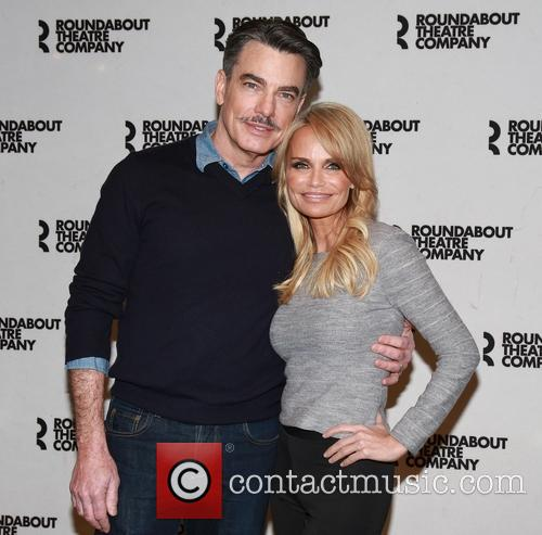 Peter Gallagher and Kristin Chenoweth 6