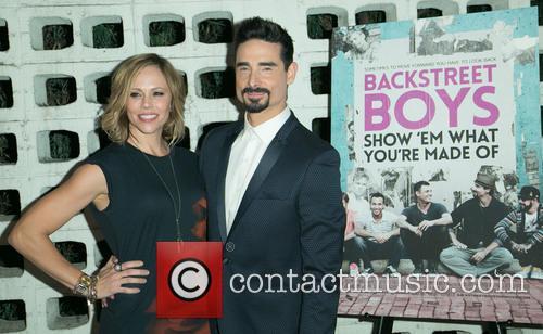 Backstreet Boys, Mandy Richardson and Kevin Richardson 6